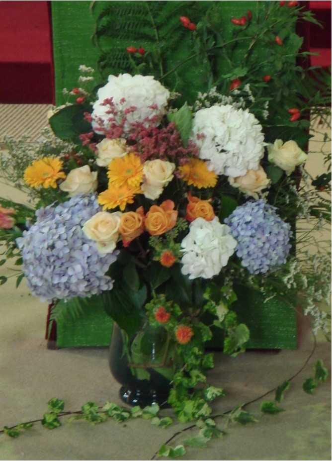 SP equipe florale